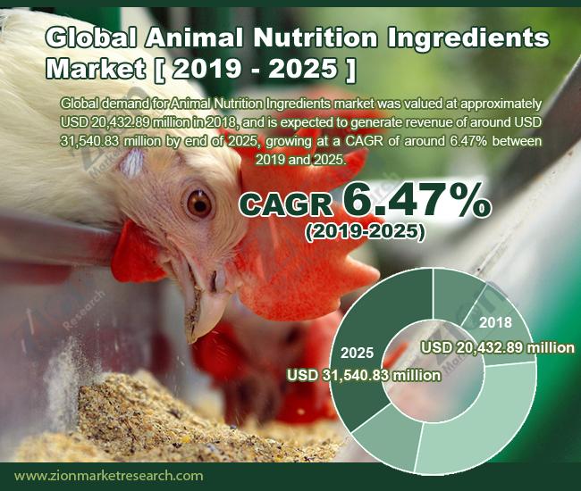 Global Animal Nutrition Ingredients Market