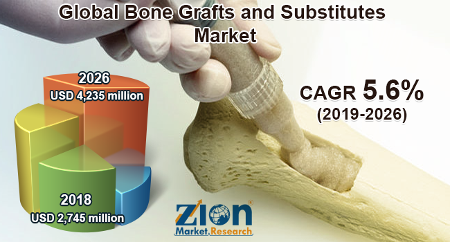 Global Bone Grafts and Substitutes Market