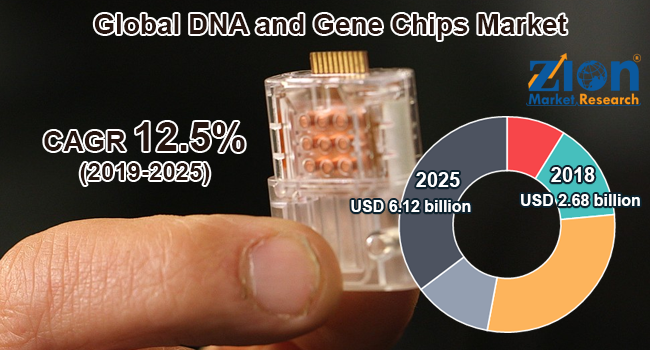 Global DNA and Gene Chips Market