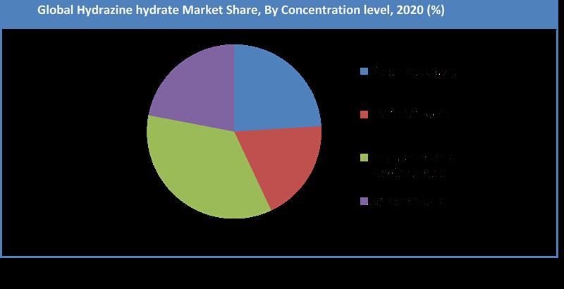 Global Hydrazine Hydrate Market Share
