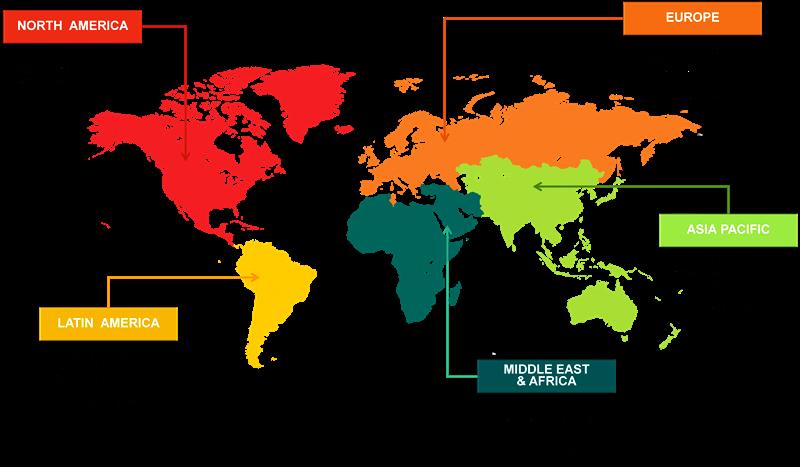 Smart Materials Market Regional Analysis