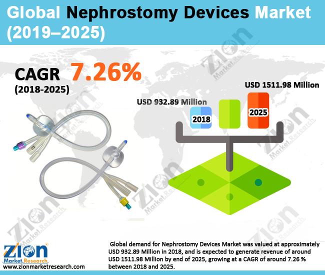 Global Nephrostomy Devices Market