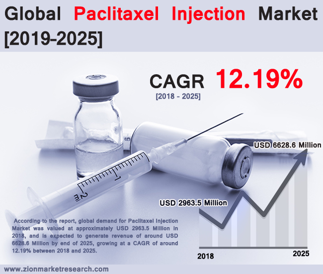 Global Paclitaxel Injection Market